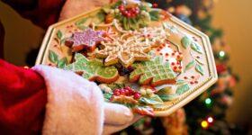 Sztuka jedzenia w święta
