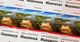 RECENZJA - Nadwiślańskie historie Mazowsza