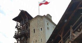 Orle Gniazda - Zamek w Korzkwi