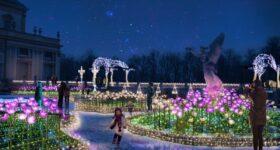 Królewski Ogród Światła w Wilanowie powraca