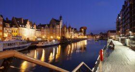 Gdańsk i Warszawa na liście najbezpieczniejszych miejsc w Europie